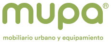 Logotipo de MUPA - Mobiliario Urbano en México