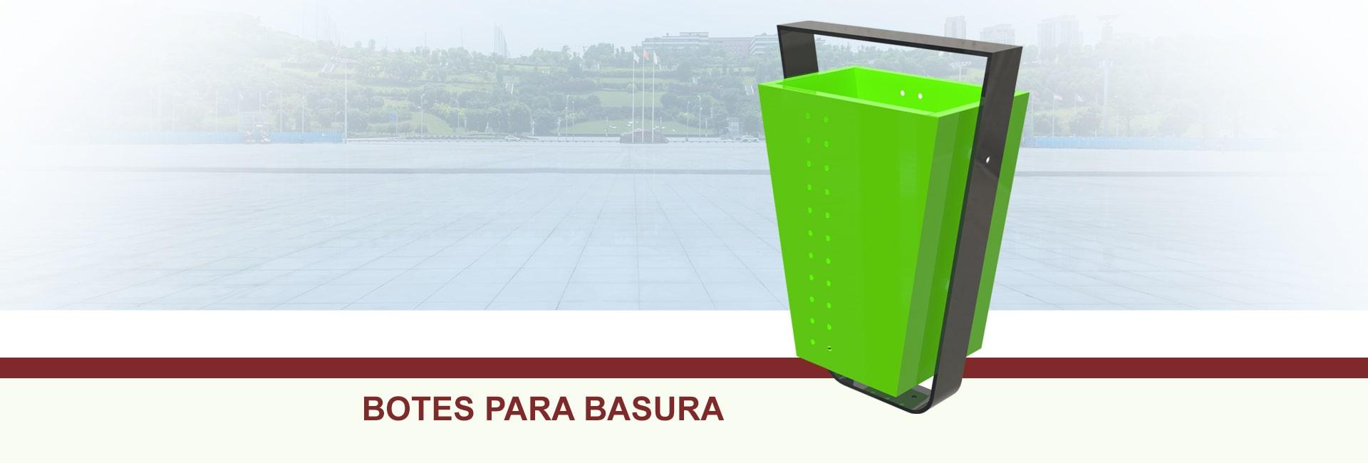 Venta de Mobiliario Urbano en México - MUPA
