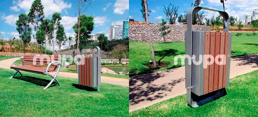 Dónde adquirir Mobiliario Urbano en México | MUPA ®