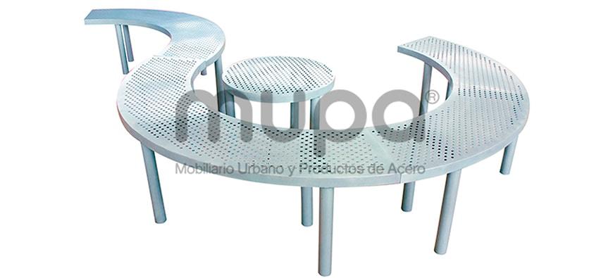 Fabricación de Mobiliario Urbano en México   MUPA ®