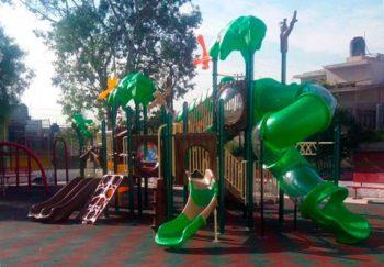 Juegos para niños en Edo. De México - Mobiliario Urbano   MUPA ® - 2