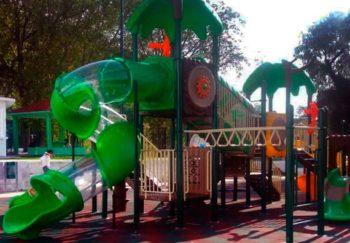 Juegos para niños en Edo. De México - Mobiliario Urbano   MUPA ® - 1