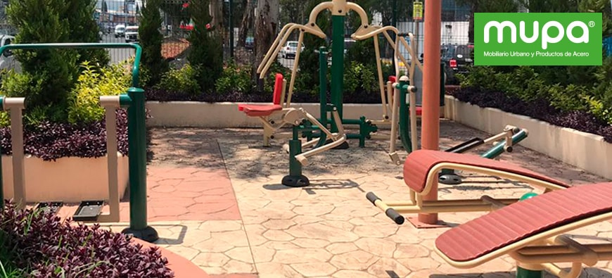 MUPA equipa con mobiliario urbano Ixtapaluca | MUPA, Mobiliario Urbano
