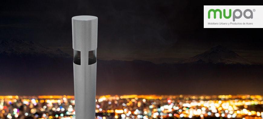 Blog Ceniceros Metálicos de alta calidad - Mobiliario Urbano | MUPA ®