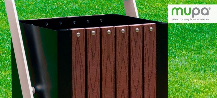 Blog - Botes Metálicos para Basura: Coloca cada residuo en su lugar | MUPA ®