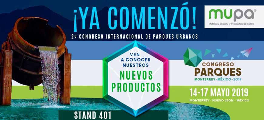 blog - ¡Es hora de conocer los nuevos productos MUPA ®! - Mobiliario Urbano