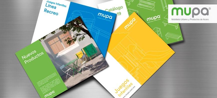 ¿Qué costo tienen los catálogos MUPA®?