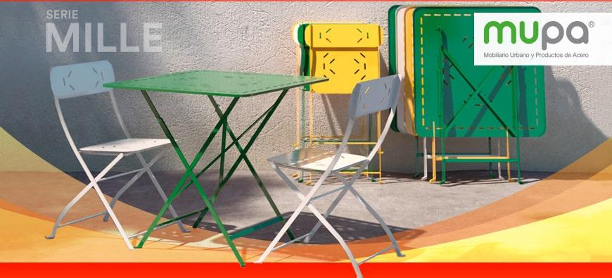 ¿En búsqueda de mobiliario ideal para restaurantes o cafeterías?