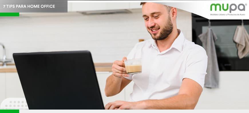 7 Tips para hacer Home Office sin morir en el intento