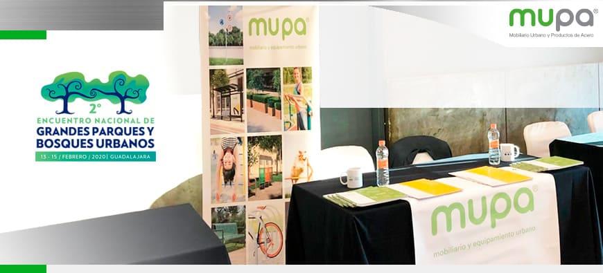 MUPA recibe certificado como miembro de la ANPR durante el 2do. Encuentro de Parques y Bosques Urbanos