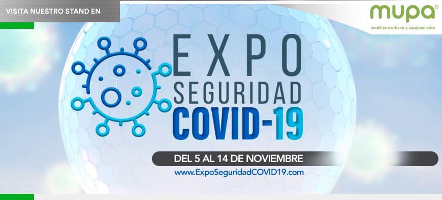 MUPA® presente en Expo Seguridad COVID-19