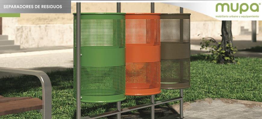 ¿Por qué es necesario utilizar Botes Separadores de Residuos MUPA®?