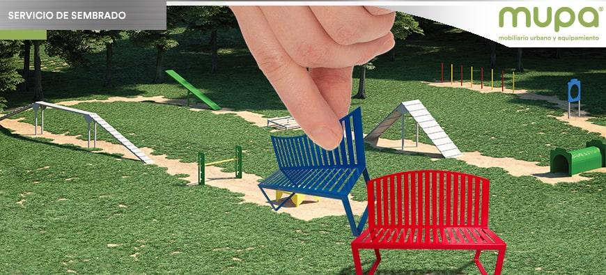 Proyecto de Desarrollo de Mobiliario Urbano