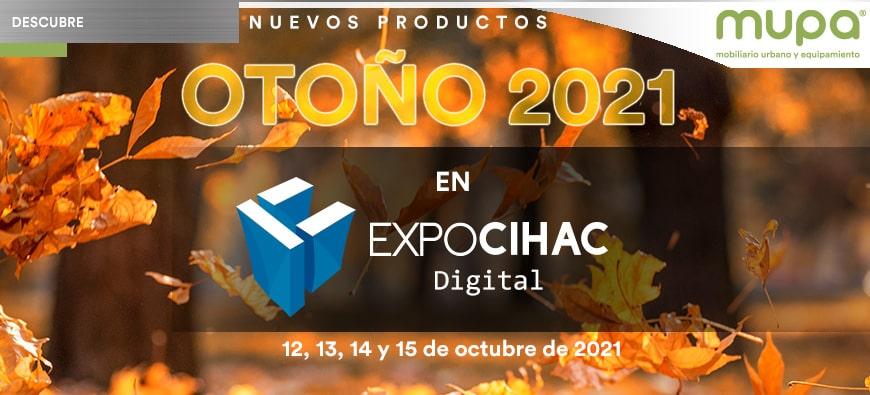 ¡Descubre nuestras novedades en ExpoCihac Digital 2021!